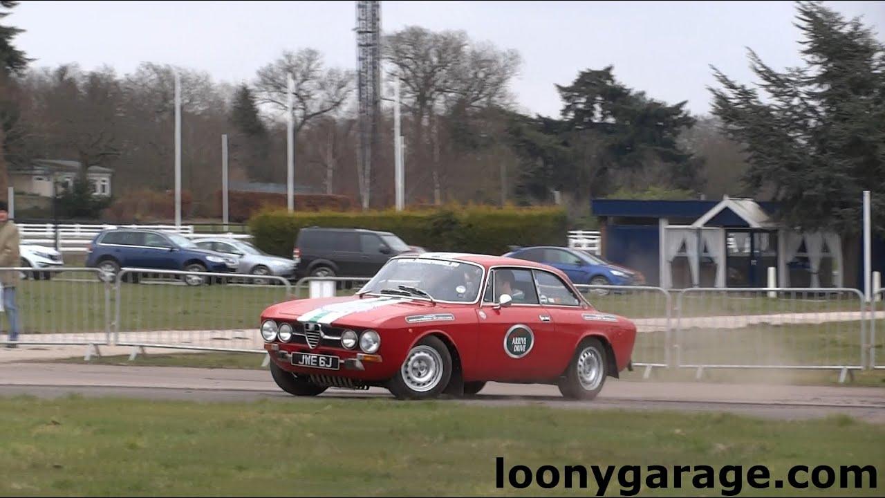 Alfa romeo 1750 gtv car classics - 1971 Alfa Romeo 1750 Gtv Rally Car