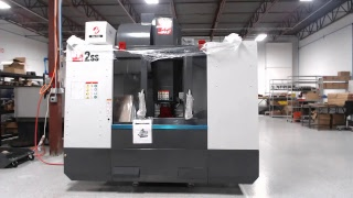 HAAS VF-2SS Delivery LIVE STREAM!