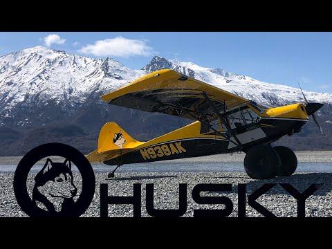 Alaska STOL Flying Lake George Alaska Area
