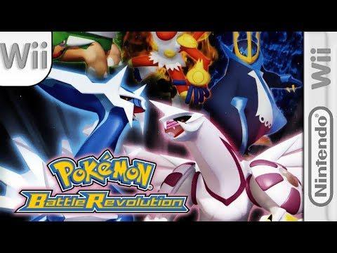 Longplay Of Pokémon: Battle Revolution