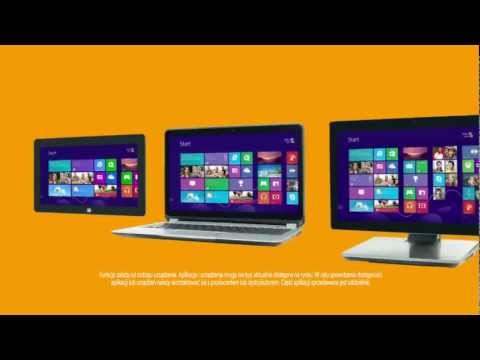 Windows 8 reklama