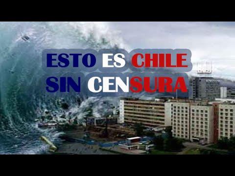 ESTO ES CHILE!!! (VERSIÓN SIN CENSURA) Chile pais de Catástrofes, terremoto 7,7 sur de chile