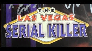 "RON JASON talks ""The Las Vegas Serial Killer"""