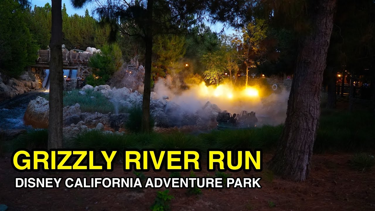 Roaring California Rapids Adventure