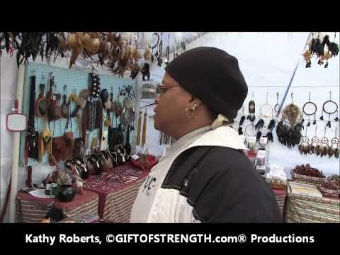 Native American: TRUTH From A White Man, Video By Kathy Roberts  ©GIFTOFSTRENGTH.com® Productions