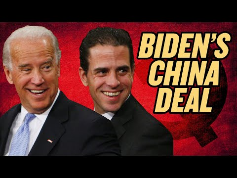 The China Deal for Joe Biden's Son   America Uncovered