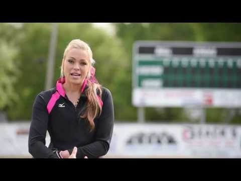 Tips from Jennie Finch: Exercises to Become a Better Hitter