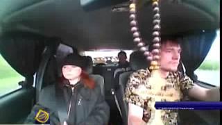 Таксист убийца / The taxi driver killer | Пассажир держался до последнего - Prank