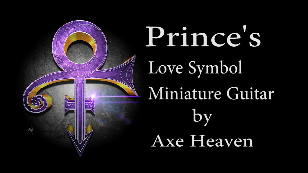 Unboxing prince mini love symbol guitar youtube unboxing prince mini love symbol guitar biocorpaavc Choice Image