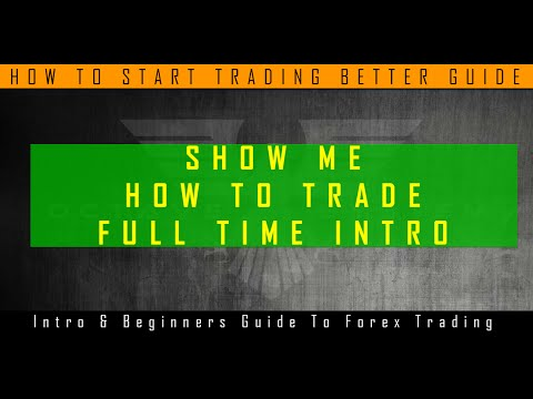 Teach Me How To Trade Currency | Nadex | Binary Options | Part 1 of 2