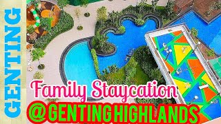 Gambar cover GENTING Highlands Staycation I Middle of the Hills Residence I Vibrant Family Stay