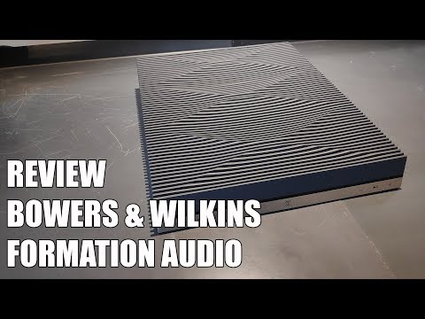 Review Bowers & Wilkins Formation Audio - Nuevo receptor inalambrico multiroom 2019