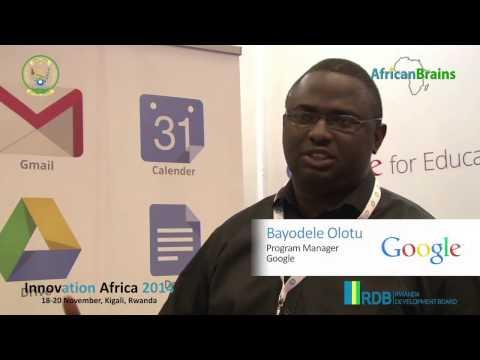 Innovation Africa 2014 Feedback Video 2 - HP, Microsoft, Oracle, Google, IBM