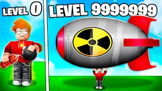 CHOP FOUND A LEVEL 999,999,999 ROBLOX NUCLEAR BOMB screenshot 3