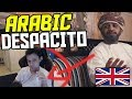 *REACTION* ARABIC DESPACITO - عذبتوهم - ديسباسيتو (English Reaction to Arabic Despacito)