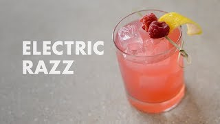 Electrify your party with this ultra vibrant, super red, and super tasty cocktail that blends BACARDI® Mixers Margarita with citrusy lemon and tart cranberry juice.