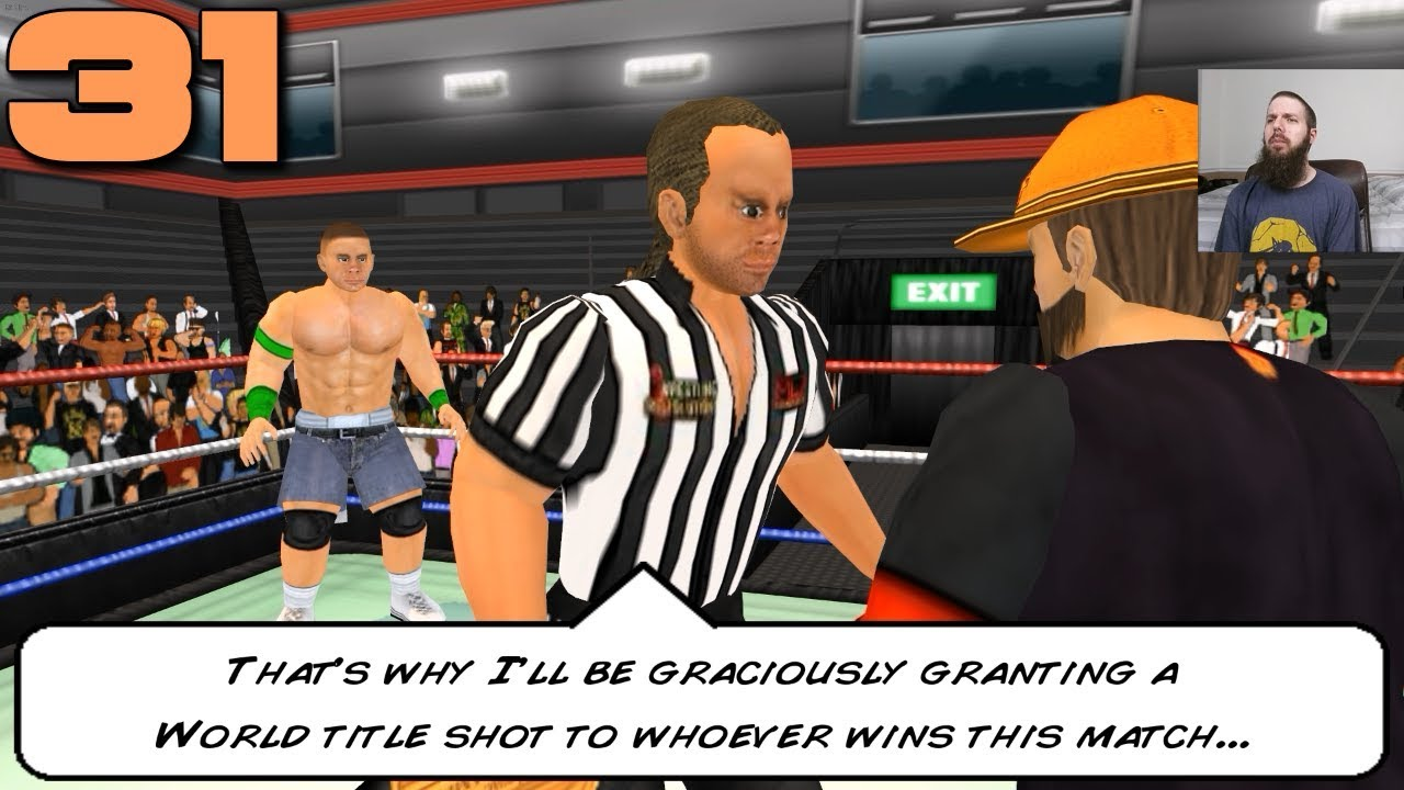 wrestling revolution 3d career 31 one of a slug youtube
