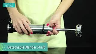 Croma Hand Blender, Chopper And Whisker