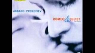 プロコフィエフ:バレエ音楽「ロメオとジュリエット」Op64抜粋:アバド/ベルリンフィル