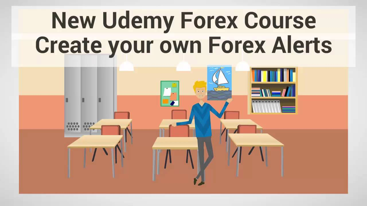 Udemy forex course