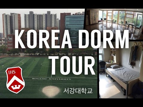 KOREA DORM TOUR | Sogang University 서강대학교