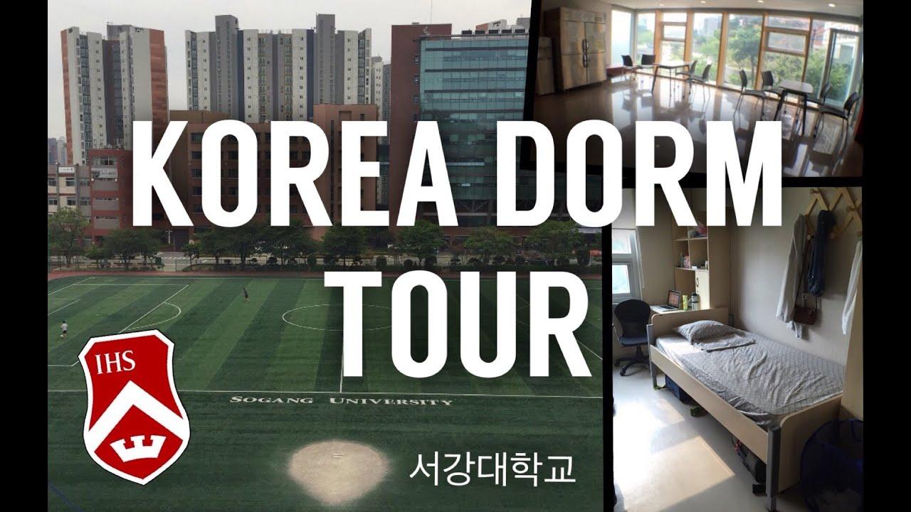 KOREA DORM TOUR