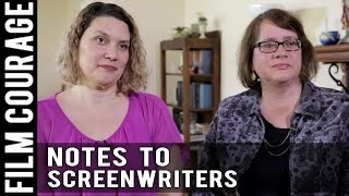 Notes To Screenwriters: Advancing Your Story, Screenplay, and Career [FULL INTERVIEW]