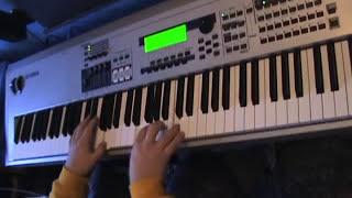 Piano Cover - Sara (Jefferson Starship)
