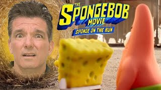 "Nicktoon Creator Reacts to: ""The SpongeBob Movie - Sponge on the Run"" 