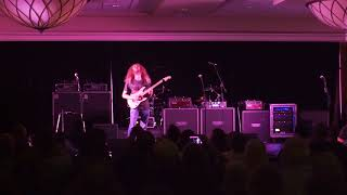 Guthrie Govan Performs at John Petrucci's Guitar Universe 2.0