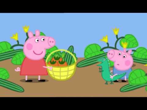 Свинка Пеппа українською 1 сезон 37 серія Обiд