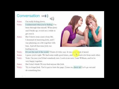Conversation M.6 Unit 4