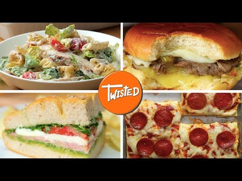 15 Tasty Back To School Lunch Ideas