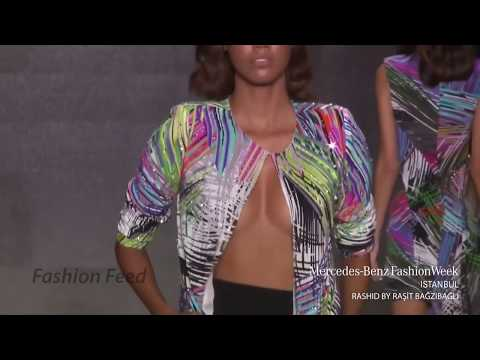 Rasit Bagzibagli | Spring/Summer 2018 | Mercedes Benz Fashion Week Istanbul