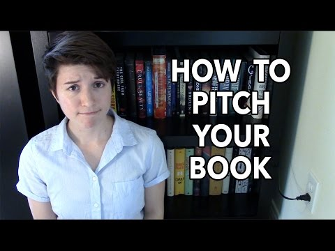 How to Pitch Your Book