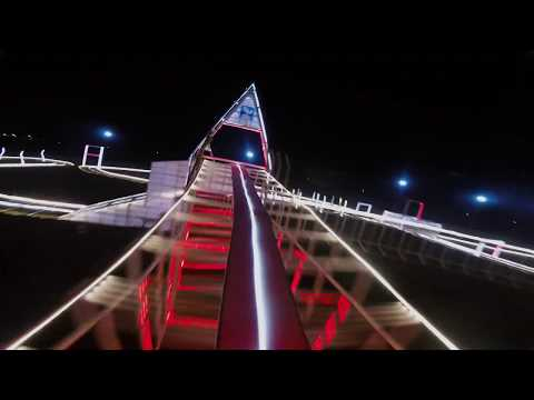 The amazing track of the 2019 FAI World Drone Racing Championship Grand Final