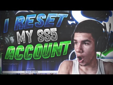 I RESET MY SUPERSTAR 5 REP LIVE ON TWITCH! THIS CENTER MADE ME RESET MY REP! WENT BACK TO SUNSET?