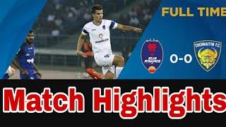 #Chennaiyin Fc Vs DELHI Dynamos || Match Highlights || Delhi Dynamos Vs Chennaiyin Fc|| Highlights