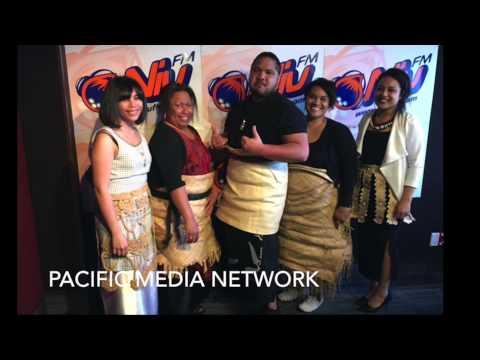 Tongan Language Week at Pacific Media Network
