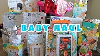 BABY GIRL HAUL 2016