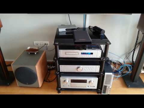 Musical fidelity a3.2 y sonus faber concertino
