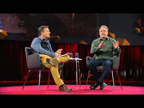 Ted Talks: The mind behind Linux - Linus Torvalds