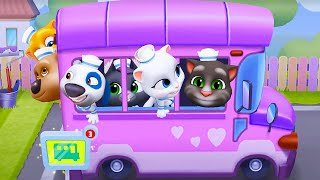 MY TALKING TOM FRIENDS 🐱 ANDROID GAMEPLAY #215 -TALKING TOM AND FRIENDS BY OUTFIT