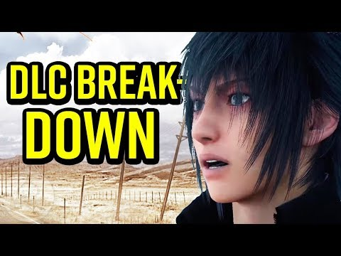 Final Fantasy XV: 4 New Story DLC Episode Announced @ Pax East 2018 | The Leaderboard |