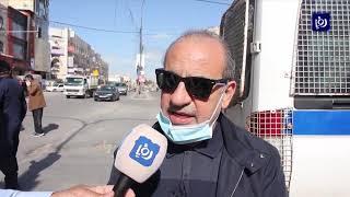29/3/2020 وزير الإدارة المحلية يتفقد أسواق الزرقاء