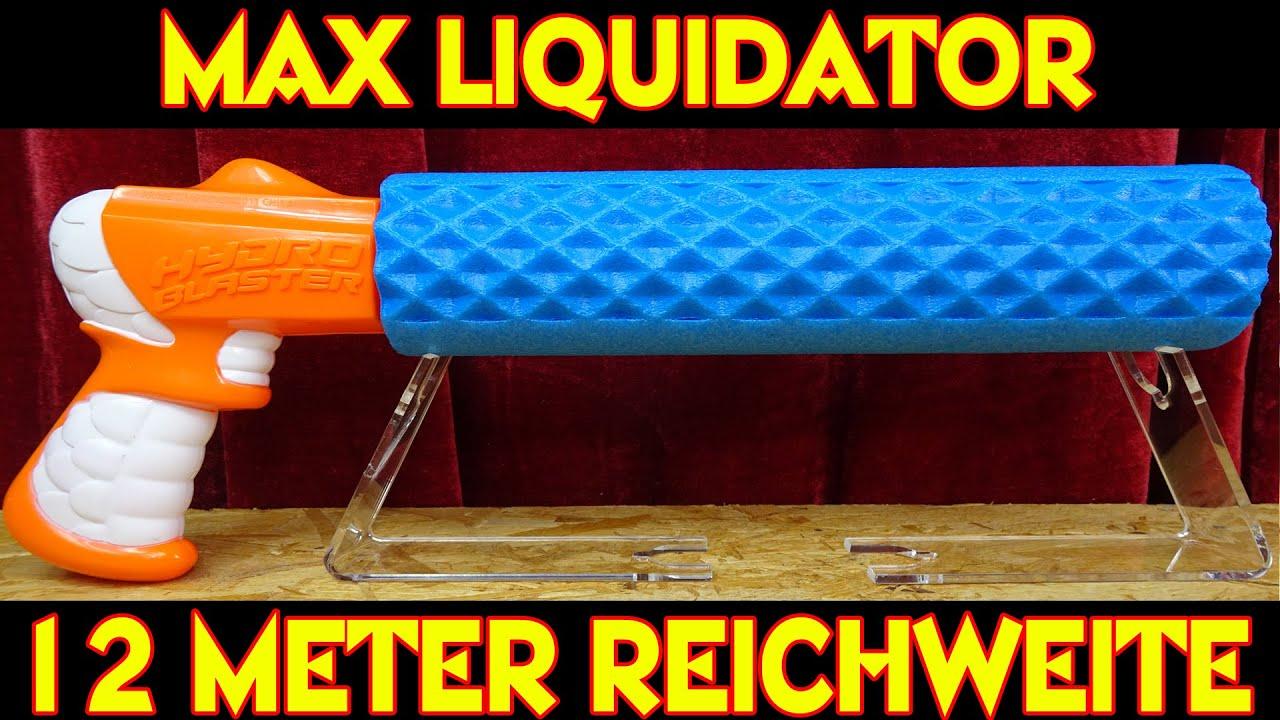 NEU Wasserpistole Wasserspritze Wasserkanone-Schaumstoff HydroBlaster