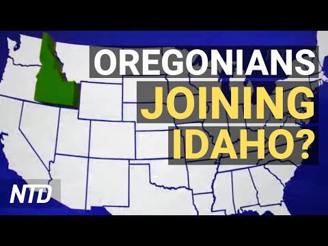 Oregon Counties Vote to Consider Joining Idaho; House Approves Jan. 6 Capitol Breach Commission
