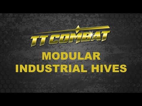 Modular Industrial Hives