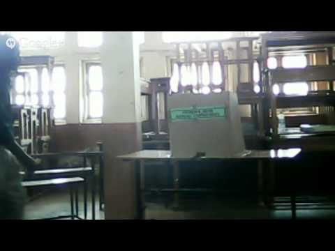 Devgad Election 2014 Kelkar College 2