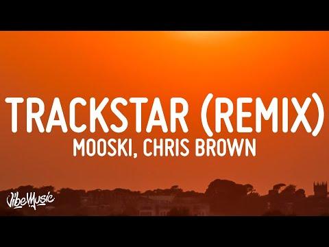 Mooski –  Track Star Remix (Lyrics) feat. Chris Brown, A Boogie wit da Hoodie, & Yung Bleu